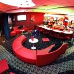 Champagne Bar Lounge Area