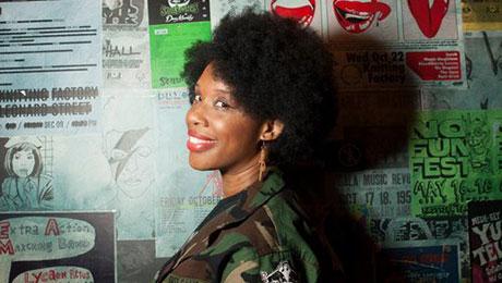 Joyelle Nicole-Accidental Comedy Day 3