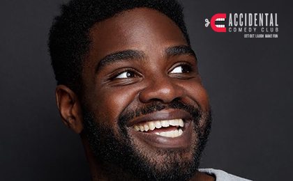 Ron Funches-Accidental Comedy Day 3