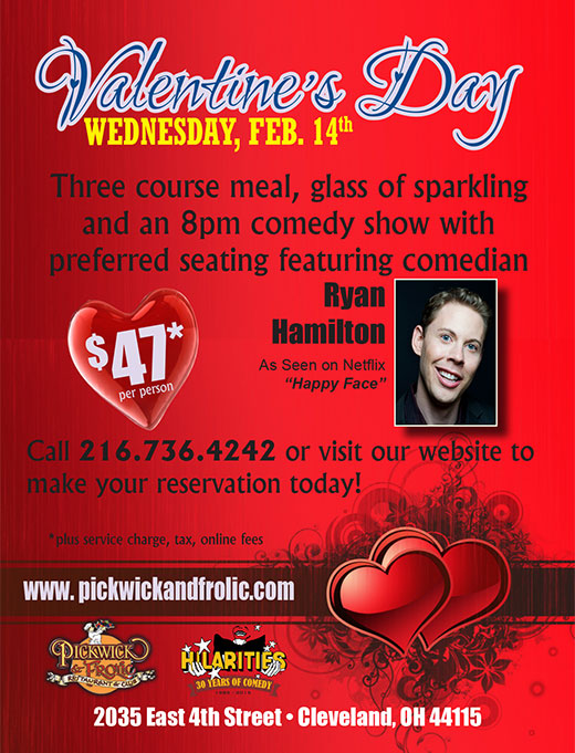 Valentines Day With Ryan Hamilton