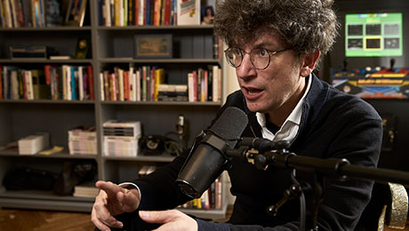 The James Altucher Show – A Live Podcast  With Co-…