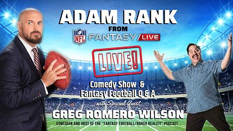 Adam Rank Fantasy Meets Reality Tour